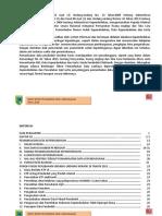 Buku Saku Bintek Pemanfaatan Data 2018