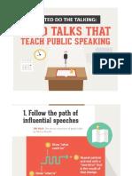 8 TED Talks That Teach Public Speaking