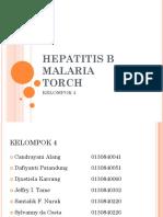 135983_kelompok 4 - Hepatitis b, Malaria, Torch