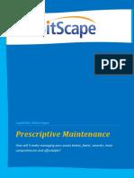 Prescriptive Maintenance_White Paper