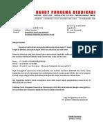 Surat Penawaran Jasa perbaikan