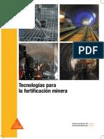 Tecnologia Para La Fortificación Minera