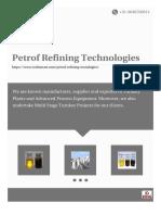 Petrof Refining Technologies