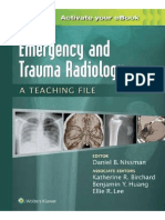 2016 Emergency and Trauma Radiology - A Teaching File Opt VX