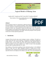 3D Geological Model of Mining Area.pdf
