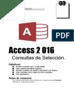 Lab03 2010 Consultas de Selección