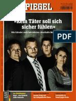 Der Spiegel Magazin No 22 Vom 26. Mai 2018