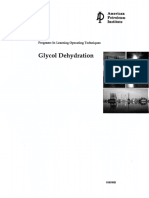 API Glycol Dehydration