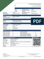 Exemplo Laudo Virtual Ringelmann App
