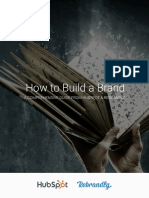 eBook-How to Build a Brand