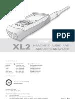 XL2 Manual