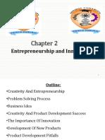 Chapter 02 Creativity_entrepreneurship