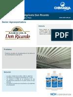 Agricola Agricola Don Ricardo (Perú) Cs Sp Chemaqua8000 Cbd92 Mb1563