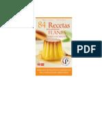 Orzola Mariano - 84 Recetas de Flanes Y Postres Humedos