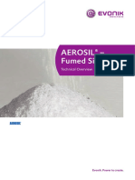 Technical Overview AEROSIL Fumed Silica En