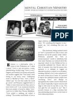 FCM Newsletter 2009_V1 (Jan-Mar 09)