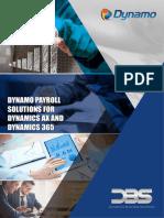 Dynamo for Dynamics AX365