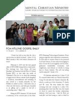 FCM Newsletter 2009_V2 (Apr-Jun 09)