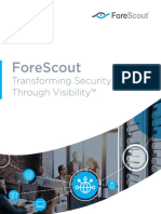 ForeScout Company Brochure