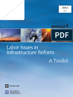 Labor Issues in Infrastructure Reform_EN_0