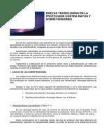 Proteccion Contra Rayos y Sobretensiones Dehn