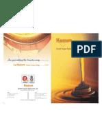 Invert Sugar Printing File