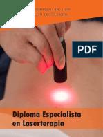 Diploma Especialista Laserterapia