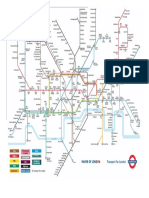Carte Metro Artistes