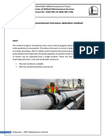 Conventional Corrosion Detection Method
