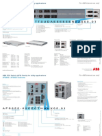 ABB Switch AFS675