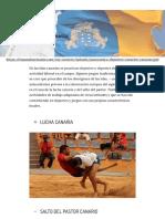 Juegos tradicionales canarios - España Fascinante