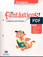 364497343 Caderno Fichas Os Fantasticos 1ºAno Portugues
