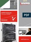 HVPD Kronos Permanent 4-Page Product Card
