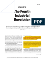 A Kind of Revolution the Fourth Industri