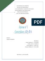 Informe n°1 convertidores ad y da