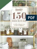 Bimby - 150 Receitas as Melhores de 2016
