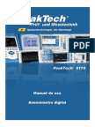 PeakTech 5170 ES