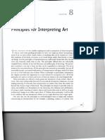 Interpreting Art
