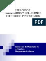 EJERCICIOS Diagrama Clases