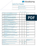 1a. Retail Interview Evaluation Form 2