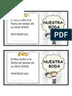 Fiesta de Bodas - Sem de Jesus