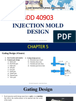 BDD 40903 Injection Mold Design Chapter 5