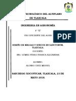 PDF Diseño de Melgas Miki
