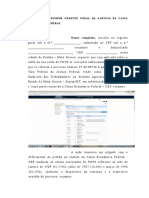 Modelo requerimento- pagamento - FGTS -ok.doc