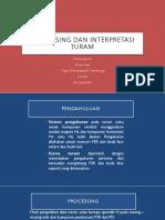 Processing Dan Interpretasi metode TURAM