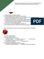 Ejercicios Tercer Parcial Probabilidad y Estadistica