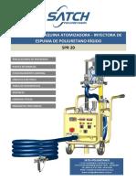 Manual SPR 20 - V9.0