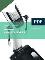 Catalogo Analizadores de Microcaya