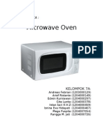 Laporan Fisika - Microwave - 7A