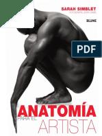 Anatomia Para El Artista